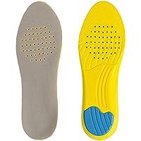 Schuheinlagen für Herren, stoß-dämpfend, absorbierende orthopädische Einlegesohlen, stoß-dämpfende Wirkung auf... preisvergleich bei billige-tabletten.eu
