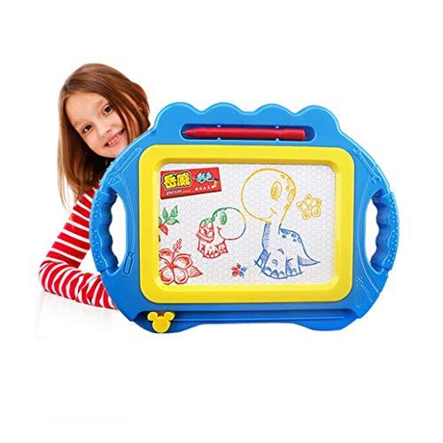 Logobeing Educativos niños Doodle Juguete borrable Tablero de Dibujo magnético + Pen Regalo Nuevo (a)