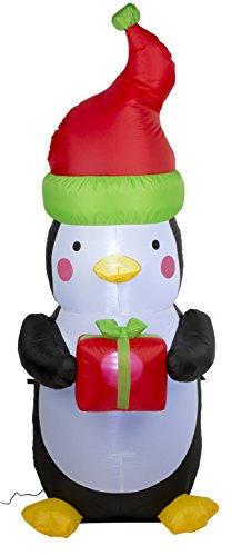 Regali di natale pinguino 01693180cm