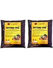 Cocogarden Organic Potting Soil Ready to use Mix