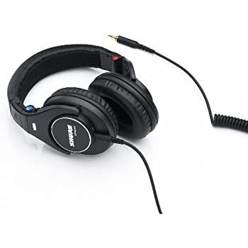 Shure SRH840 Professional Monitoring Headphones (Black)