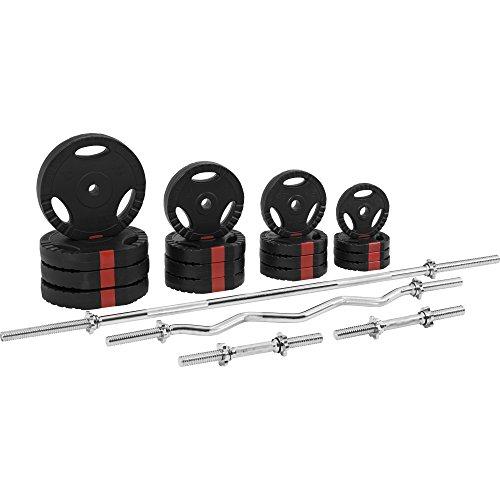 Kunststoff Langhantel Set im Test und Preis-Leistungsverhältnis - 7