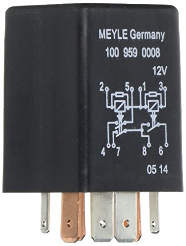 Klimaanlage Relais (Meyle 1009590008Relais, Klimaanlage)