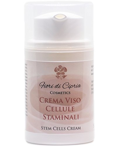 Stammzellen Creme - Stammzellen Sind Besondere Zellen Des Pflanzlichen Ursprungs, Reich An Wirkstoffen Und Mit Belebenden Und Erneuernden Eigenschaften. - Made In Italy - 50 Ml (Zelle Stehen)