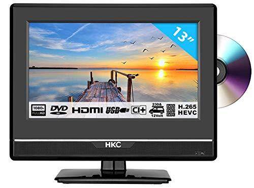 HKC 13M4C: Televisor LED de 33