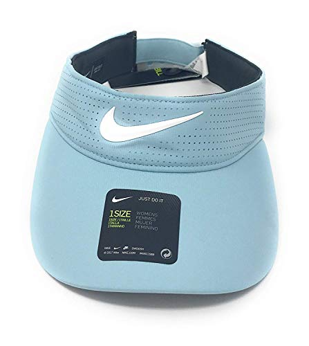 Nike Women's AeroBill Lightweight Visor DRI-FIT Adjustable Golf