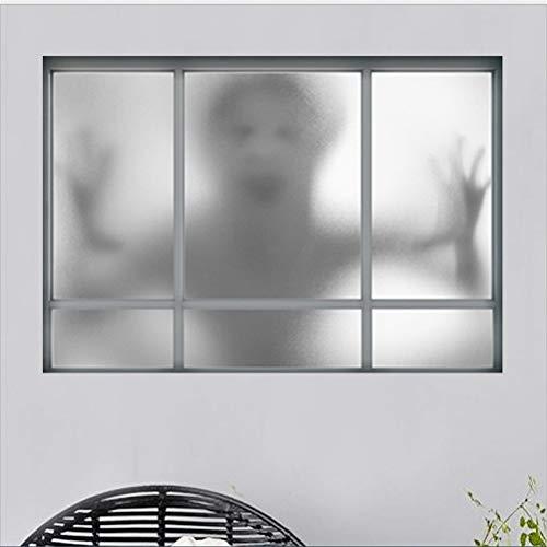 Mddjj 3D Stereo Window View Wandsticker S Für Halloween Geister Landschaft Diy Wohnzimmer Poster Wandbild Wohnkultur Kinderzimmer