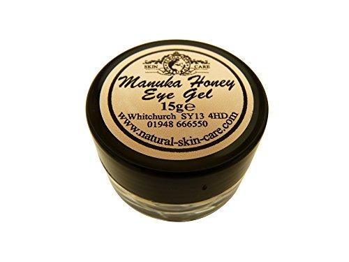 Le miel Manuka Gel Yeux 15 g par Elegance Soin naturel pour la peau