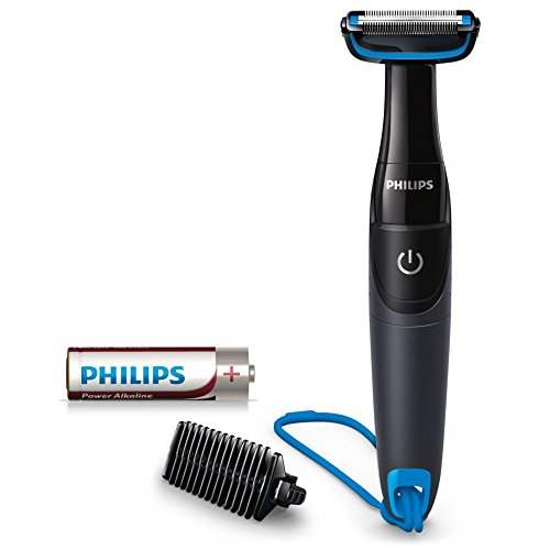 Philips Bodygroom Series 1000Body Groomer–Body Groomers/Shavers (battery)