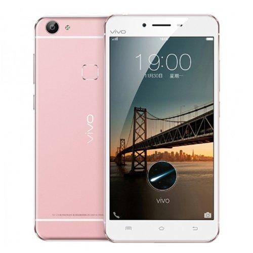 Vivo X6Plus A 64GB, Red Color 4G, 5.7Pulgadas FunTouch 2.5(Android 5.0), MT6752Octa...