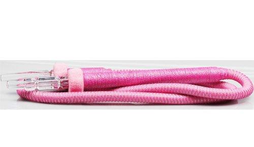 KS Shisha Schlauch Pink