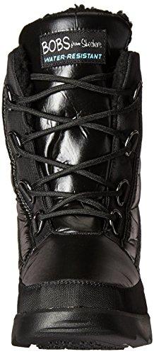 Stiefelleten/Boots Damen, farbe Schwarz , marke SKECHERS, modell Stiefelleten/Boots Damen SKECHERS 48730S DOUBLE GREAT Schwarz Negro
