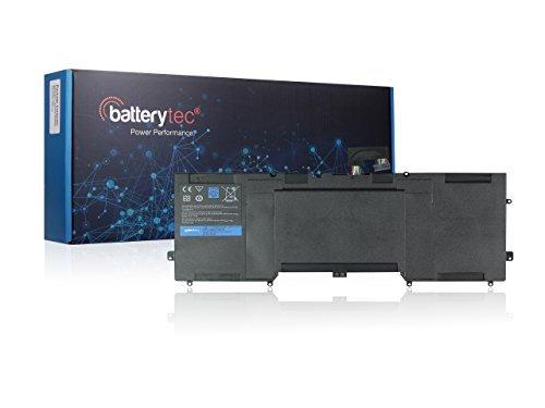 Batterytec® Laptop Akku für DELL XPS 13 Ultrabook Series DELL XPS 13-L321X 13-L322X Series, DELL XPS L321X Series, DELL XPS L322X Series, TYPE Y9N00. [7.4V 6300mAh, 12 Monate Herstellergarantie]