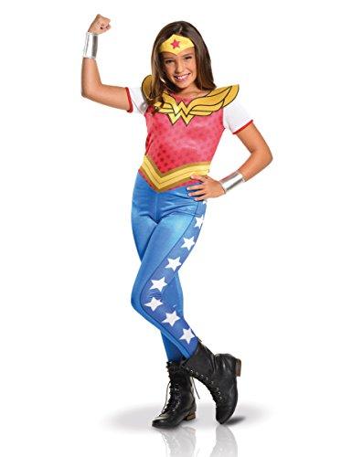 Generique - Wonder Woman Kostüm für Mädchen