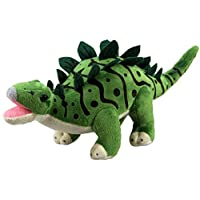 "Stegosaurus Plush Toy 19"" 48cm - XJ Toys Soft Dinosaur"