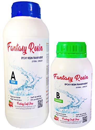 Fantasy Craft 1,5 Kg Fantasy, Resina epoxi