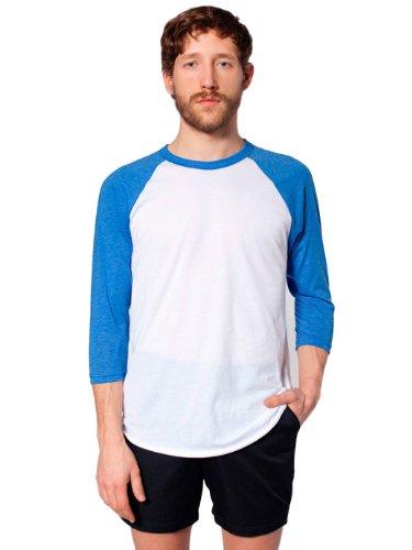 american-apparel-poly-cotton-3-4-sleeve-raglan-shirt