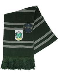 Harry Potter Bufanda Slytherin Ultra Suave - 100% Original Warner Bros