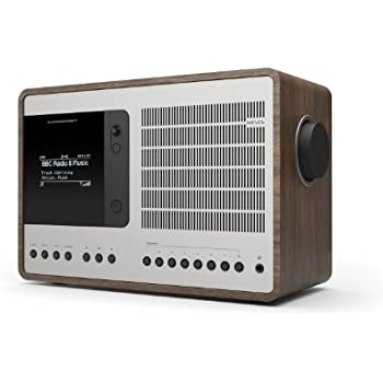 Revo SuperConnect - Multi-Format Deluxe Table Radio with DAB/DAB+/FM, Internet Radio, Spotify Connect, DLNA streaming and Bluetooth aptX Wireless Connectivity