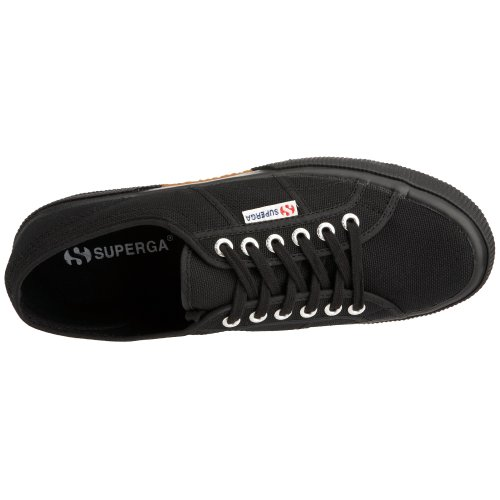 Superga 2750 Cotu Classic, Baskets mixte adulte Noir (Full Black S996)