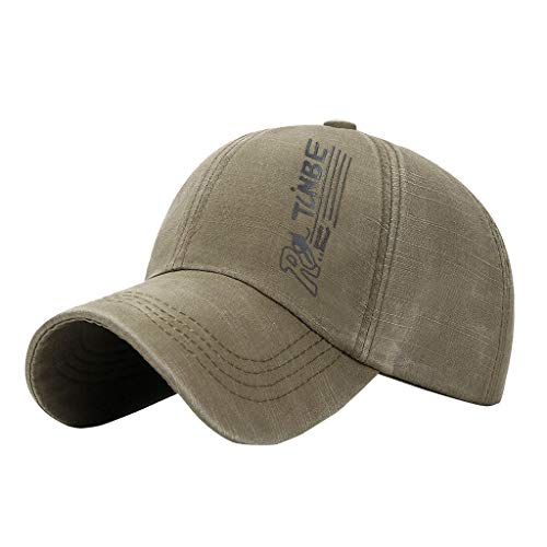 Trisee ✔ Mode Baseball Cap Unisex Baseball Kappe Army Cap Mütze Quick Dry Cap Verstellbar Hut für Tennis Golf Laufen Wandern Reisen Angeln Herren Damen Sommer Sport Hut Baseball Mützen