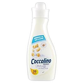 Coccolino – Ammorbidente Concentrato, Delicato e Soffice – 750ml–[Confezione da 8]