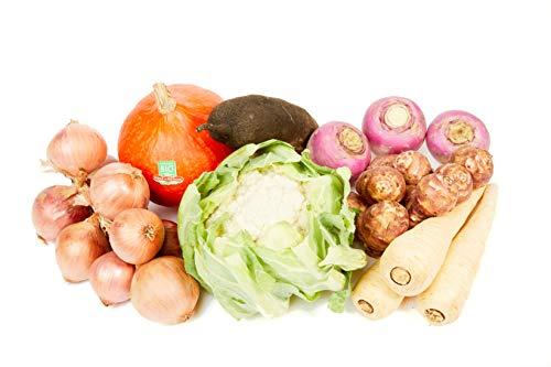 Fruits, herbes et légumes frais