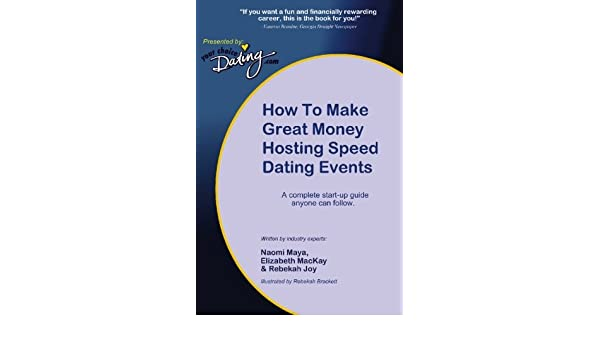 Starting up a speed dating business