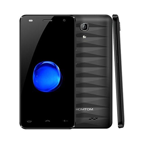 Smartphone 4G Libre Baratos, HOTMOTM HT26 Android 7.0 Móviles de 4.5