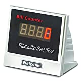 Geldzählmaschine BisBro BB-2150 – Banknotenzähler, Geldscheinzähler - 4