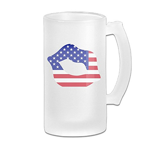 handson-stainless-steel-vacuum-insulated-tumbler-flag-mouth-thermal-vacuum-cup-white