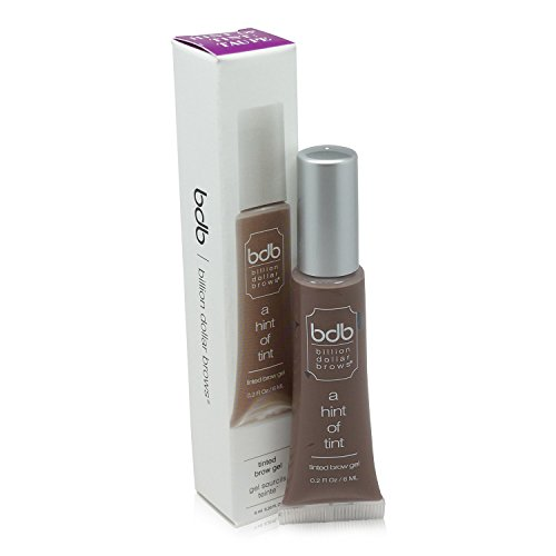 Billion Dollar Brows - A Hint Of Tint Tinted Brow Gel - Taupe 6Ml/0.2Oz - Maquillage