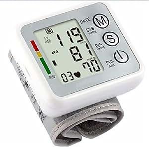 JZK-002BSY Full Automatic Intelligent LCD Display Wrist Blood Pressure Monitor