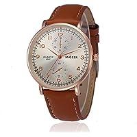Cebbay Liquidación Watch Elegante Ocio noble y simple Temperament Watch (B)