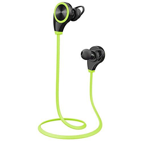 Bluetooth V4.0csr8635Kopfhörer Wireless Sport Headset Kopfhörer mit Mikrofon–Kabellose Kopfhörer für Outdoor Running