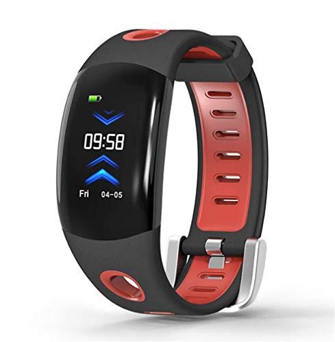 STEAM PANDA Relojes de Pulsera Inteligentes con Monitor de Ritmo cardíaco y presión Arterial Bluetooth...