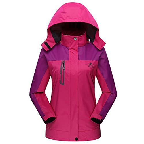 Damen Winter Warm Mantel, Malloom Damen Warme Winterjacke Wanderjacke Outdoor Funktionsjacke Sport Mantel mit Kapuze