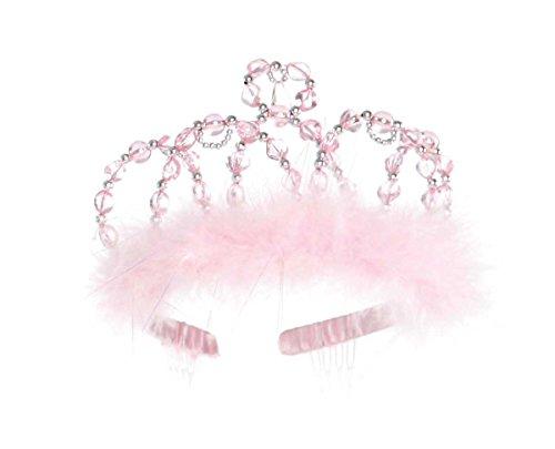 Great Pretenders Prinzessin Tiara (Pink und Silber)