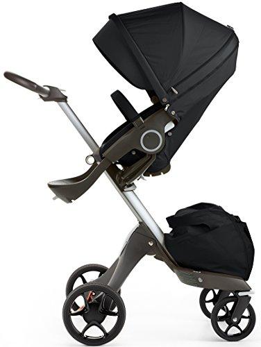 Stokke-Stuhl Kinderwagen Xplory V5schwarz