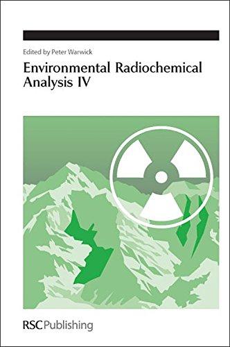 Environmental Radiochemical Analysis IV