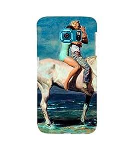 Unique print Back cover for Samsung Galaxy S6