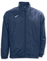 Joma Alaska II - Chubasquero para hombre, color azul marino, talla XL