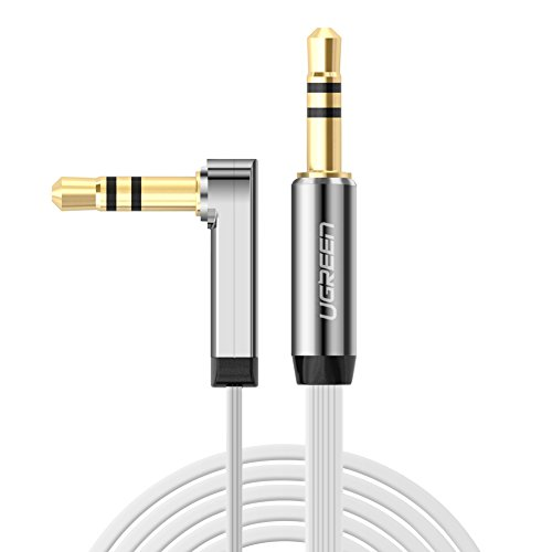 ugreen-cable-auxiliar-de-audio-35mm-jack-cable-plano-delgado-de-aux-audio-estereo-con-conector-macho