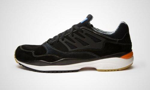 Adidas G96664 Torsion Allegra Mens Trainers Black (UK10.5, Black)