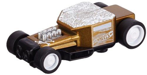Preisvergleich Produktbild Mattel Hot Wheels X3152 - Apptivity iCar Bone Shaker, Digitales Rennspiel für iPad