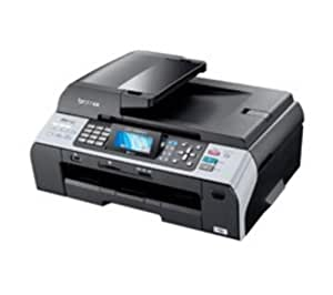 Brother MFC-5890CN Network Ready A3 Colour Inkjet Multifunction Printer with fax