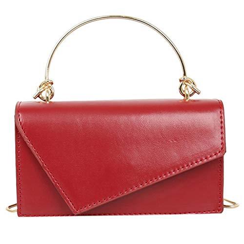 Mitlfuny handbemalte Ledertasche, Schultertasche, Geschenk, Handgefertigte Tasche,Damenmode Einfache Freizeit Single Shoulder Messenger Bags