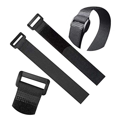 Utility Straps Quick Release Backpack Compression luggage Straps 6cmx100cm 10 pieces by TR