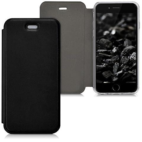 kwmobile Flip cover pour Apple iPhone 6 / 6S en