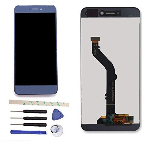 General Completa Reparación y reemplazo LCD Display pantalla táctil digitalizador Asamblea para Huawei P8 Lite 2017 PRA-LX1 PRA-LX3/Honor 8 Lite (blue)